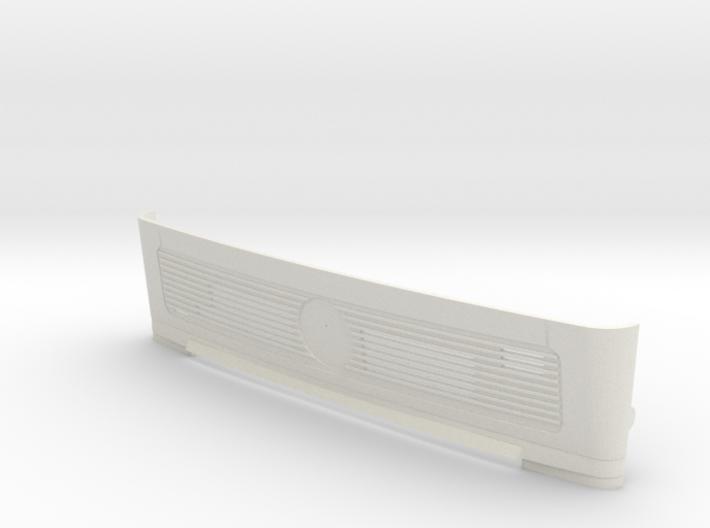 calandre compatible with Tamiya Mercedes 1838 1/14 3d printed