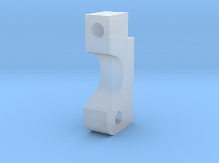DAF A10 motorclamp 3d printed