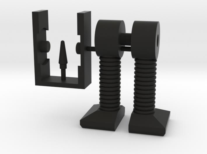 PRHI Star Wars Kenner-style Gonk Prototype Sprue 3d printed