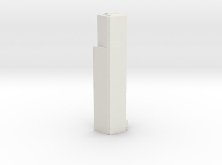 Four World Trade Center - New York (1:4000) 3d printed