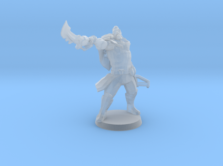 Space Pirate 3d printed