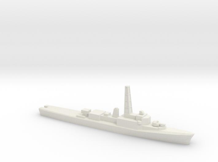 Restigouche-class DDE (DELEX), 1/1250 3d printed