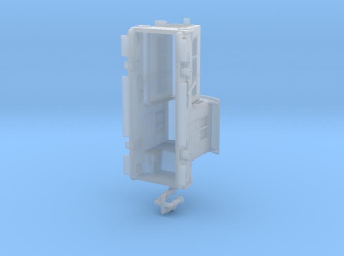 Sik NS 200 scale TT (1:120) los kapje 3d printed