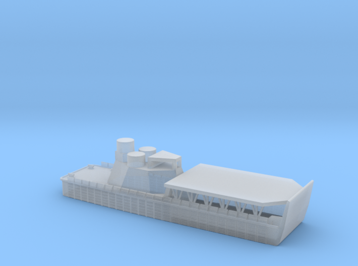 Vietnam River Boat ATCH 1:285 3d printed