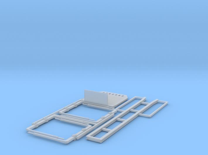 1/87 Ab/4R/lang 3d printed