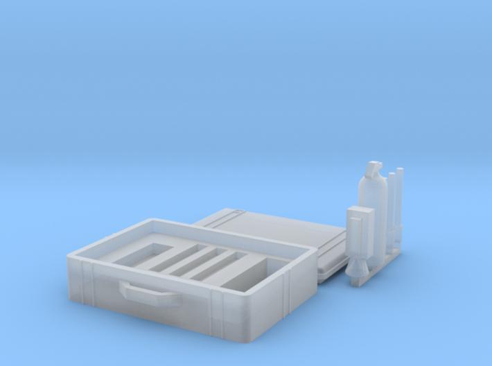 Pelican Case Complete 3d printed