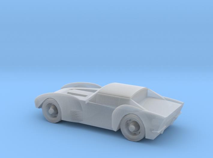 Corvett Stingrey Scale TT 3d printed