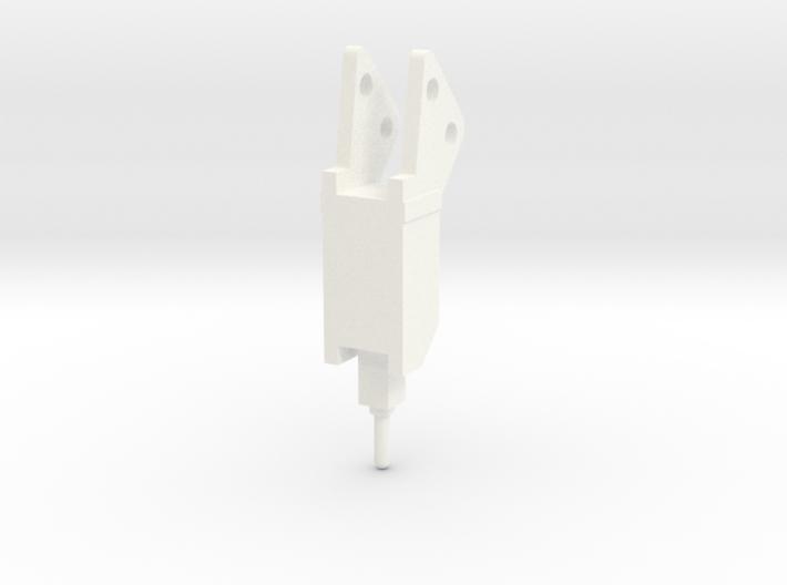 Equipment Jack Hammer 1-87 HO Scale 3d printed