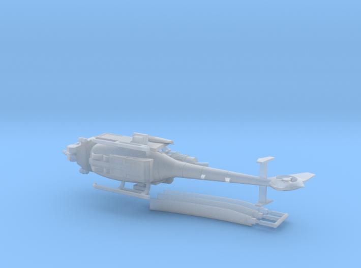 035D Modified Gazelle 1/72 3d printed