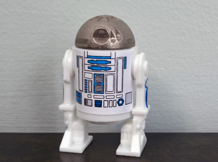 PRHI Kenner Astromech R2/R3/R4/R5 Kit - Body 3d printed