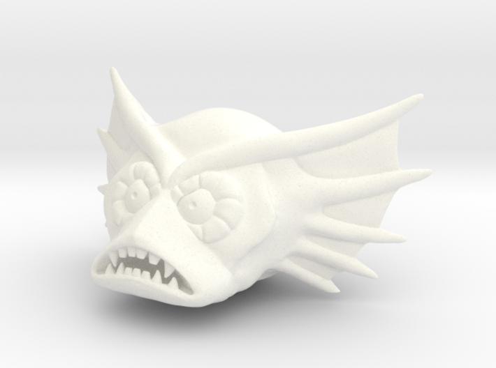 Fishface VINTAGE 3d printed