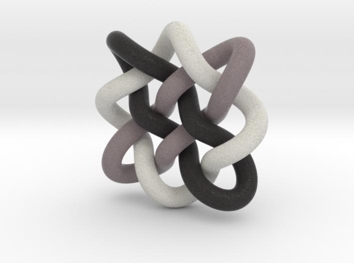 Celtic Link 3d printed