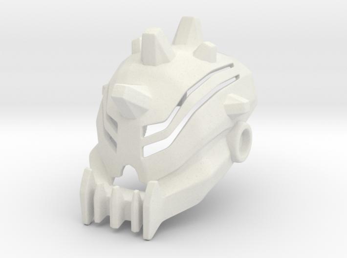 Baterra Head/Helmet 3d printed