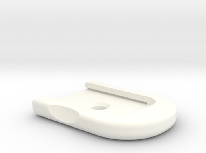 Sig Sauer P320 Base Plate - x5 CIRCLE SPRING PLATE 3d printed