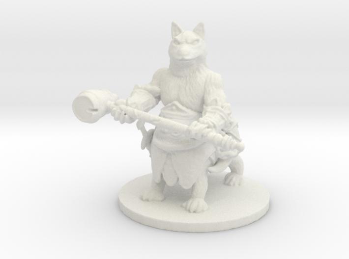 Civil Husky (Medium Canitaur) 3d printed