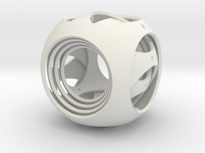Xcube by Phaux 3d printed