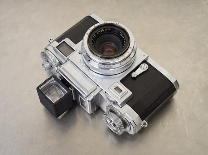 35mm Viewfinder - top cover 3d printed