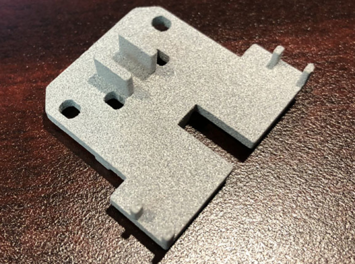 Arm filler for Fansproject Causality M3 Crossfire  3d printed Bottom
