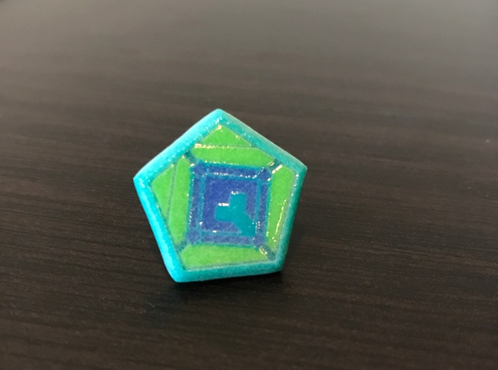 Transformers Armada - Minicon Stasis Chip 3d printed