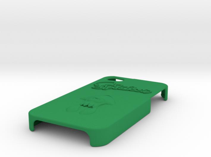 iPhone 4 Splatoon Case 3d printed
