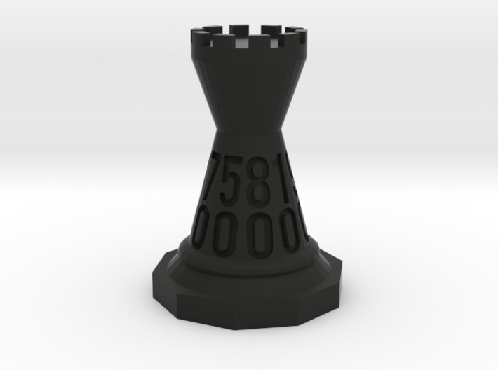 Chessdice (Solid) 3d printed
