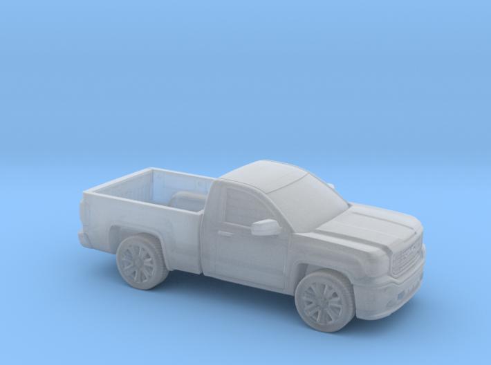 1/160 2013-17 GMC Sierra Reg Cab Reg Bed 3d printed