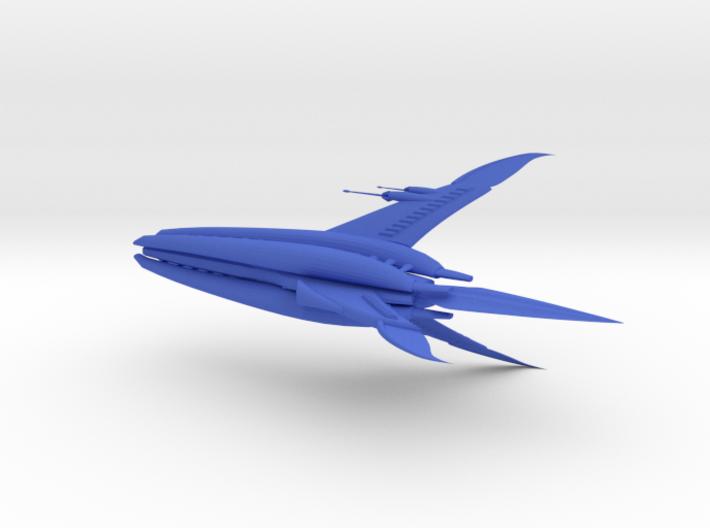 Minbari - Tinashi Carrier (w/o base) 3d printed
