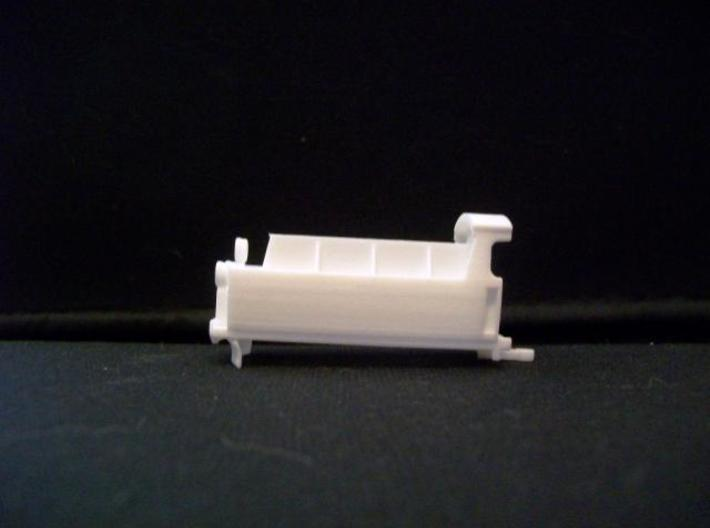 px48:003, tender with lamps HOe scale 3d printed