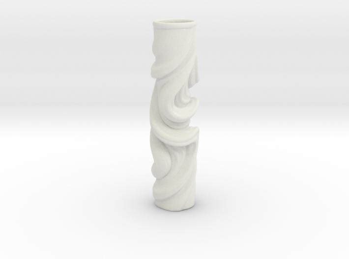 Vase 078Totem 3d printed