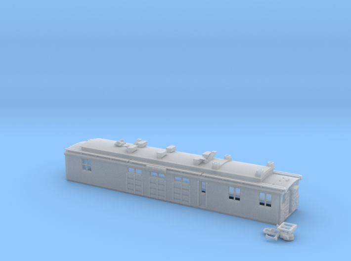 EP-1/EF-1 Boxcab Milwaukee Road 3d printed