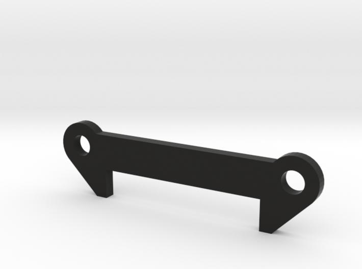 TLR 22 Front Arm Shim (1.0-4.0) 3d printed