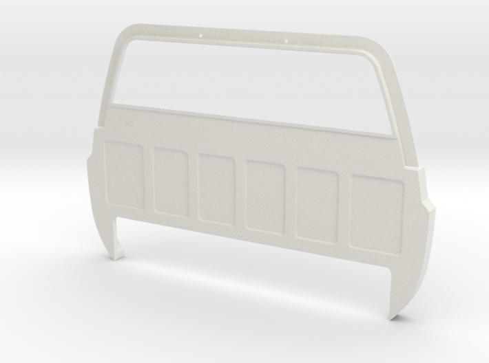 RC4WD Blazer Cab Back 3d printed