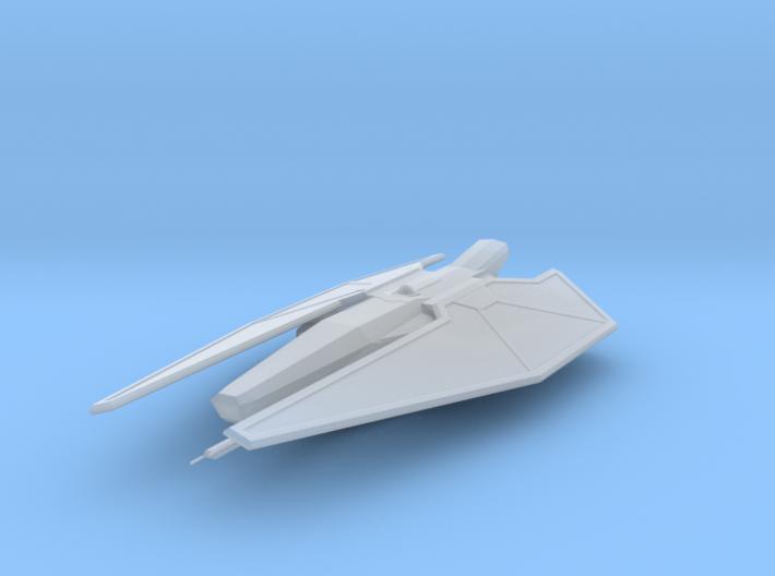 [StarWars] TIE/ia Skirmisher, 7cm 3d printed