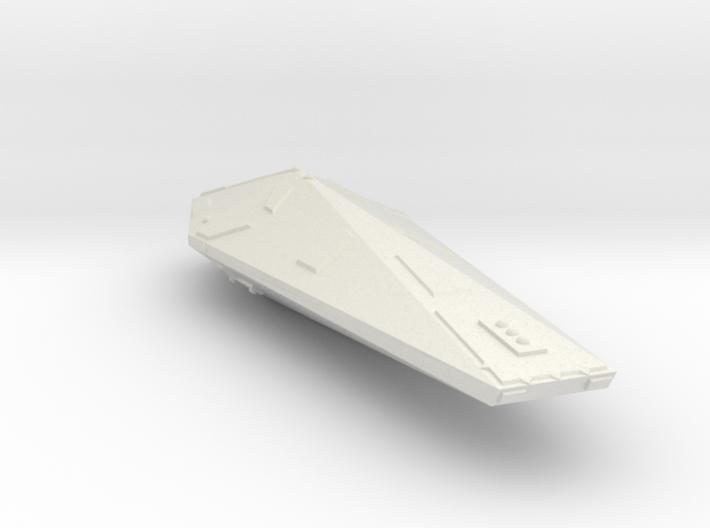3788 Scale Hydran Escort Lancer CVN 3d printed
