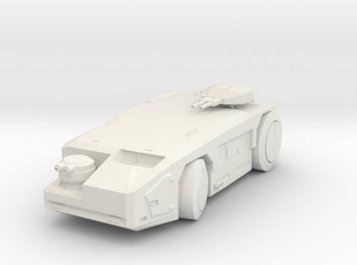 APC Miniature 3d printed