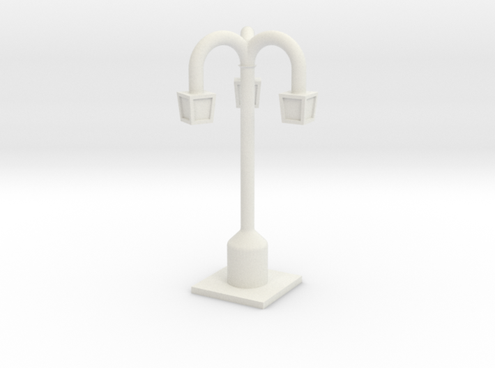 Lamp Posts 3d printed