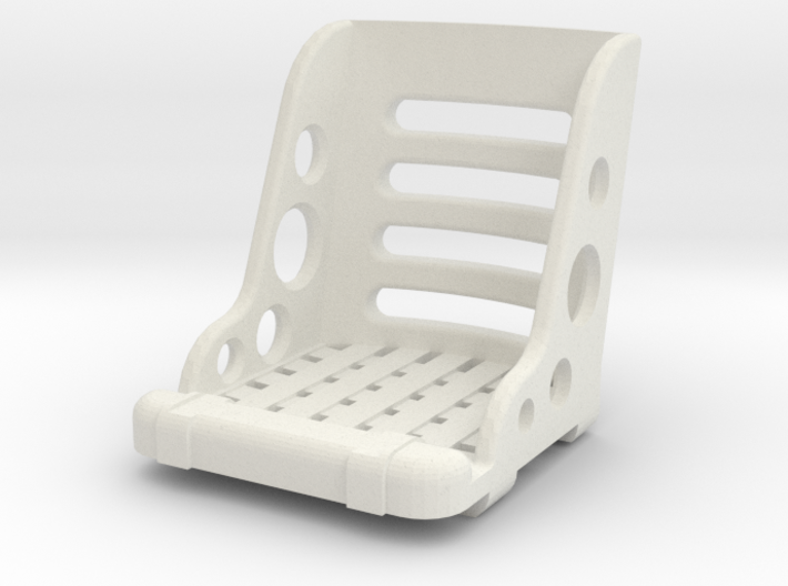 1/10 scale HOT ROD SEAT 3d printed