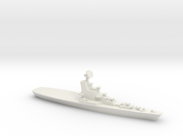 Moskva Class Helicopter Carrier, 1/1250 3d printed
