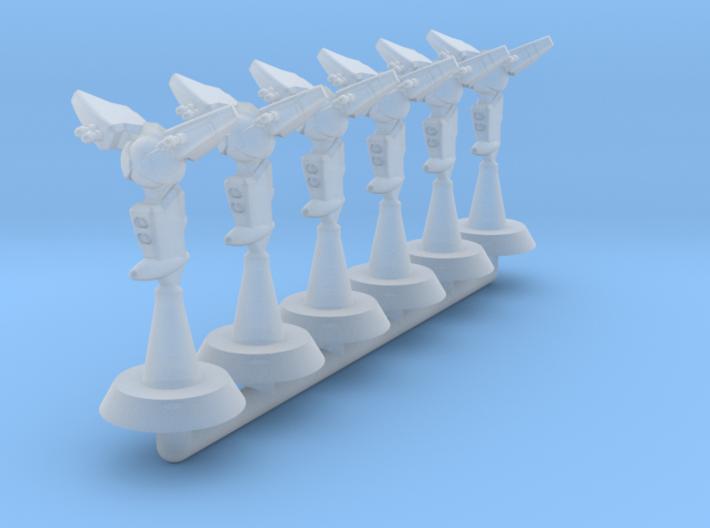 Raidin Heavy Strike AeroFighter/Drone-Fleetscale 3d printed