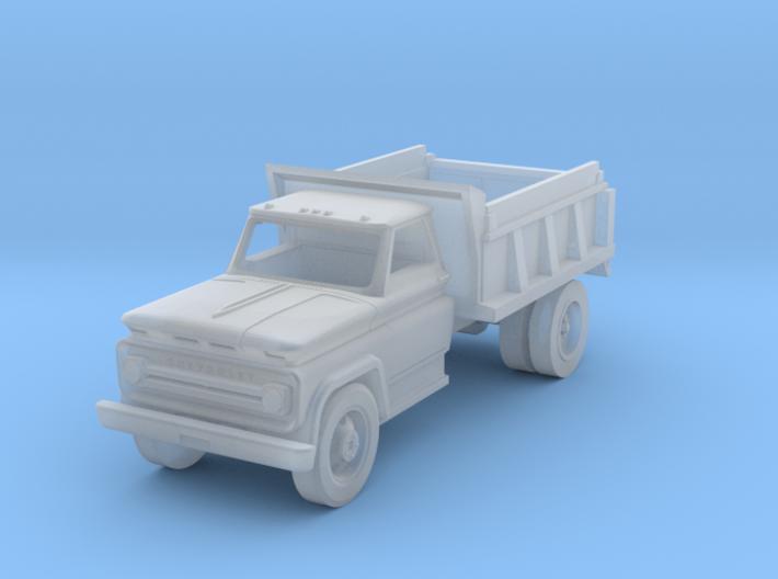 N scale Dump Truck, WOT#975045 3d printed