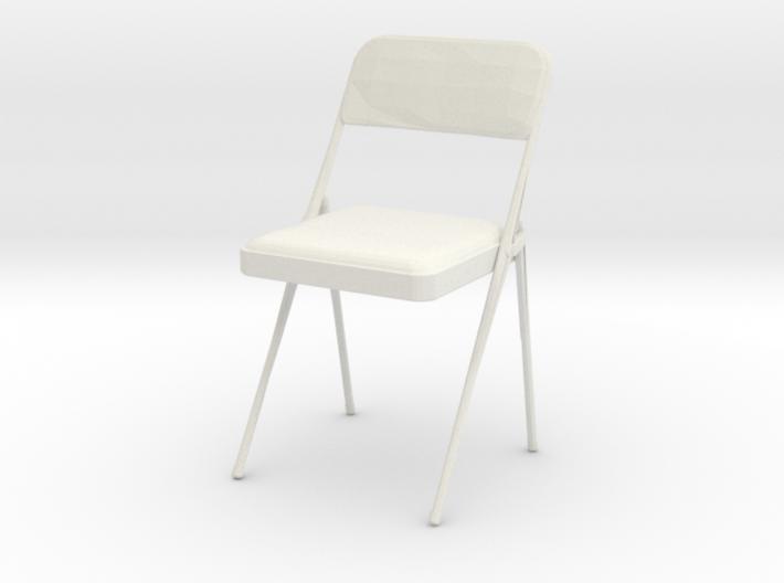 Printle Thing Chair 07- 1/24 3d printed