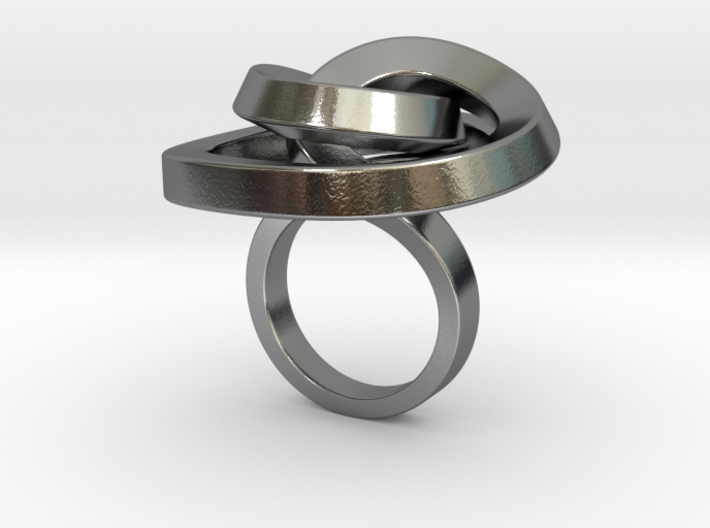 Ring Love is in the AIR Large 3d printed