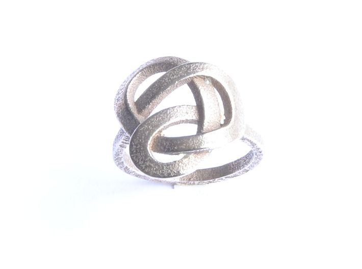 Infinity Love Ring (From $13) 3d printed Celtic ring