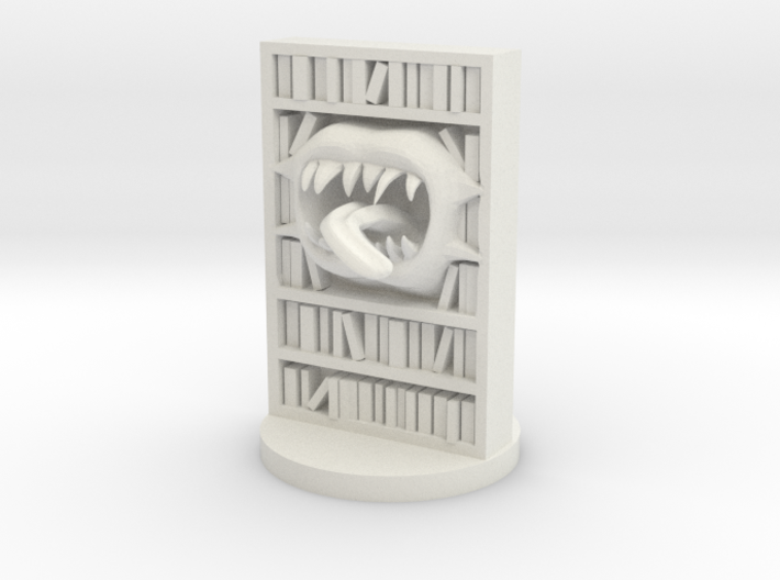 Mimic -  Book Case 3d printed