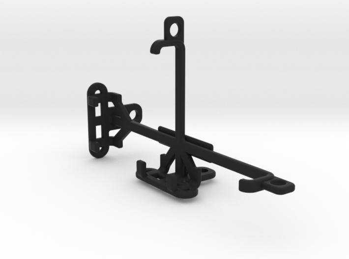 Samsung Z2 tripod & stabilizer mount 3d printed