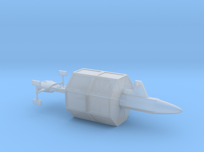 DY105 Laden 3d printed