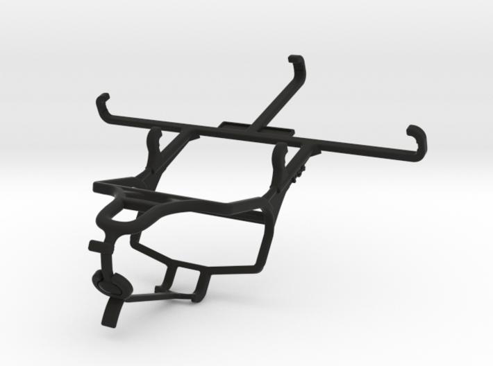 PS4 controller & Allview V2 Viper i4G 3d printed