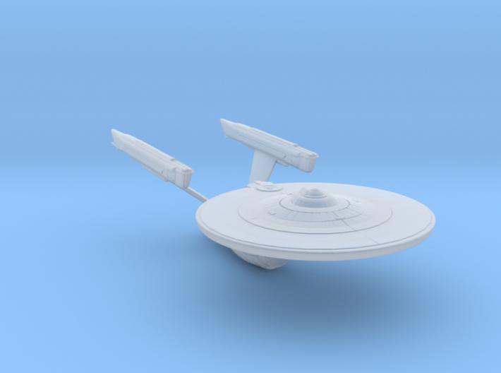 Federation Enterprise-Class Mk3 Refit 1:3788 3d printed