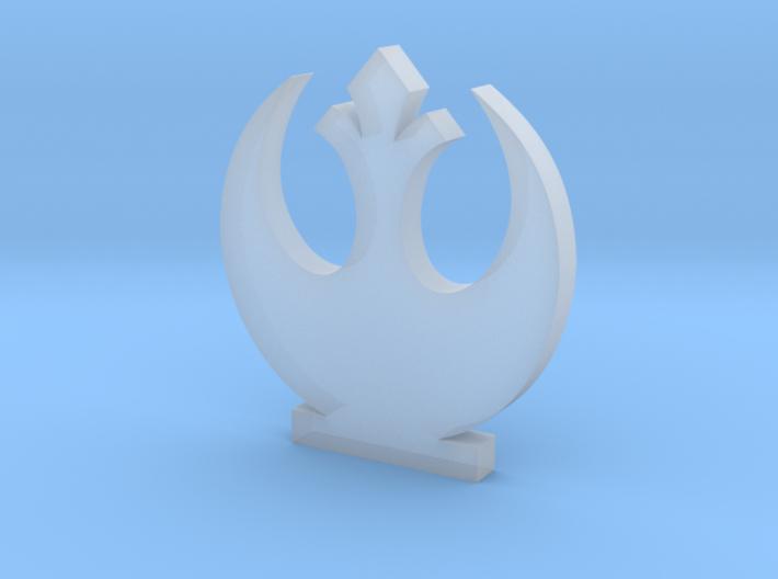Rebel Alliance Symbol 3d printed