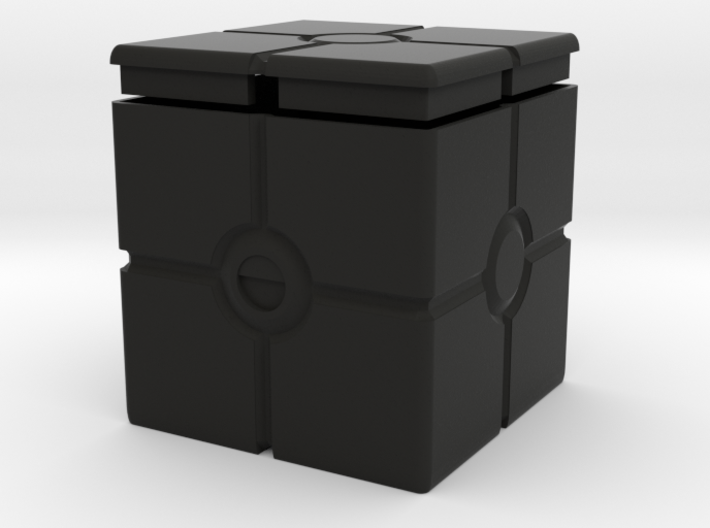 Star Wars Imperial Crate 2 (2 Parts) 3d printed